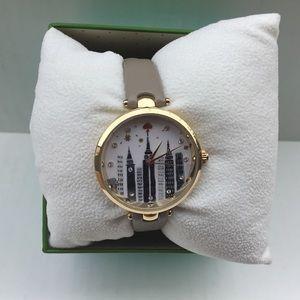 Kate Spade New York Clocktower Holland Watch